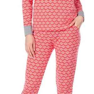 Women's Cudl Dads 3 pc pajama and sock set